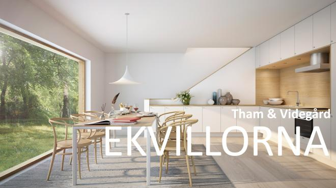 Open house 29th May: Ekvillorna