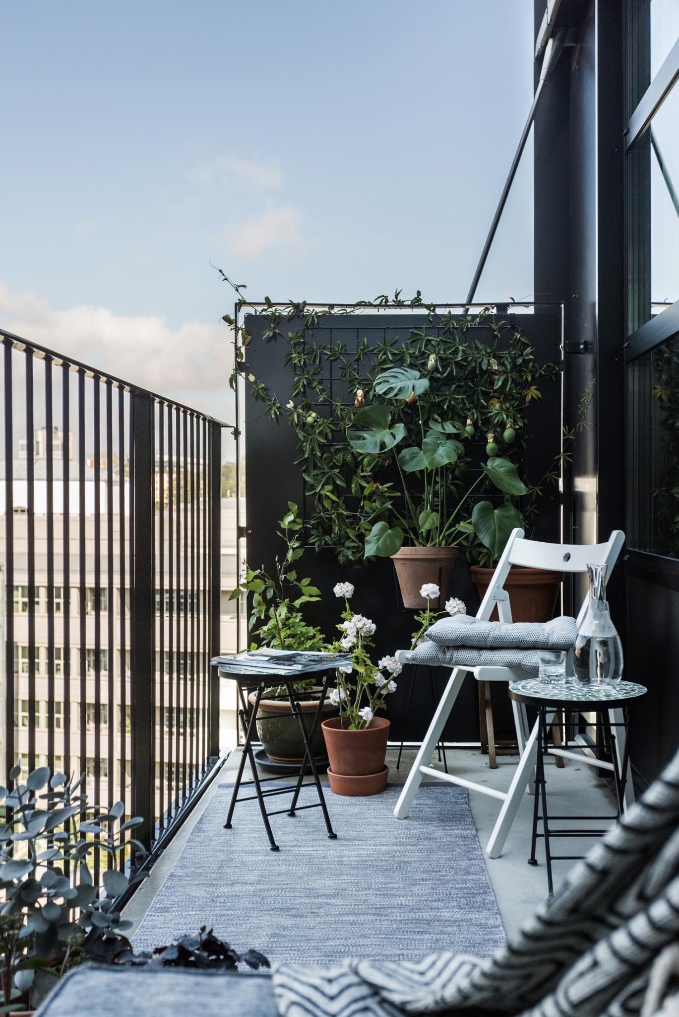 wandrek balkon